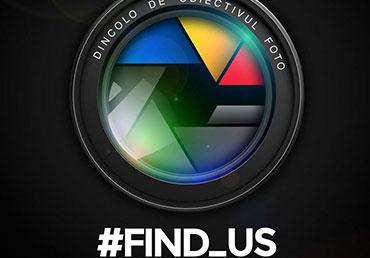 #find_us: Expoziție foto dedicată fotografilor afectați de tragedia din clubul Colectiv