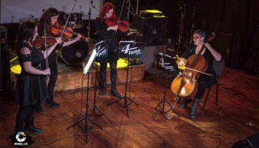 """4Tune Quartet: """"Acest concert a fost despre viata"""""""