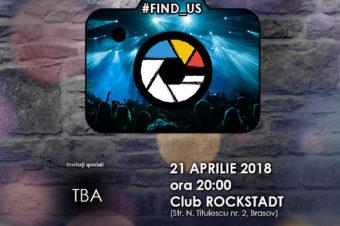 """Expozitie caritabila organizata de """"#Find_us"""" si sustinuta de clubul Rockstadt din Brasov"""